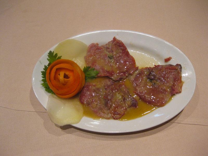 Piatto romano ristorante pizzeria da augusto cucina for Cuccina romana
